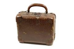 παλαιά τσάντα Στοκ Εικόνα