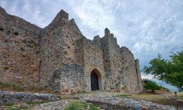 Παλαιά φρούρια στην Ελλάδα στοκ φωτογραφία με δικαίωμα ελεύθερης χρήσης