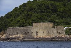 Παλαιά φρούρια Στοκ εικόνες με δικαίωμα ελεύθερης χρήσης