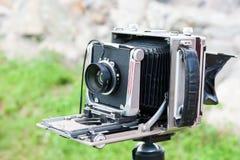 παλαιά φωτογραφία φωτογ&rho Στοκ φωτογραφία με δικαίωμα ελεύθερης χρήσης