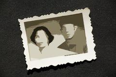 παλαιά φωτογραφία Στοκ φωτογραφίες με δικαίωμα ελεύθερης χρήσης