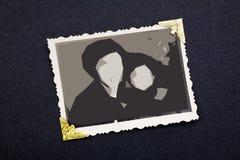 παλαιά φωτογραφία Στοκ φωτογραφία με δικαίωμα ελεύθερης χρήσης