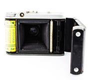 Παλαιά φωτογραφική μηχανή ταινιών Στοκ εικόνα με δικαίωμα ελεύθερης χρήσης