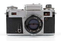 Παλαιά φωτογραφική μηχανή φωτογραφιών Στοκ Εικόνες