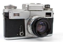 Παλαιά φωτογραφική μηχανή φωτογραφιών Στοκ Φωτογραφίες