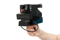 Παλαιά φωτογραφική μηχανή Στοκ εικόνα με δικαίωμα ελεύθερης χρήσης