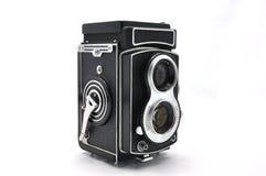 Παλαιά φωτογραφική μηχανή Στοκ Φωτογραφίες