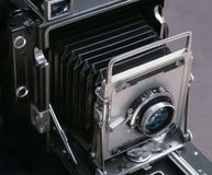 παλαιά φωτογραφική μηχανή Στοκ εικόνες με δικαίωμα ελεύθερης χρήσης
