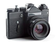 Παλαιά φωτογραφική μηχανή Στοκ Φωτογραφία