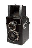 Παλαιά φωτογραφική μηχανή Στοκ φωτογραφίες με δικαίωμα ελεύθερης χρήσης