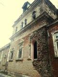 Παλαιά χτίζοντας Ρουμανία herculane& x27 επιφύλαξη νερού του s Στοκ Φωτογραφία