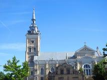 Παλαιά όμορφη εκκλησία Λιθουανία Στοκ Φωτογραφίες