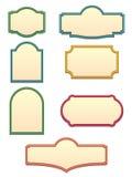 παλαιά eps πρότυπα σημαδιών