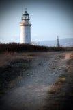 παλαιά paphos φάρων της Κύπρου πόλεων Στοκ Εικόνες