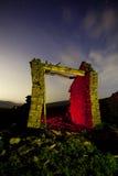 παλαιά shepards καταστροφών αγρ&omic στοκ φωτογραφία με δικαίωμα ελεύθερης χρήσης