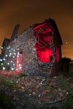 παλαιά shepards καταστροφών αγρ&omic στοκ εικόνες με δικαίωμα ελεύθερης χρήσης