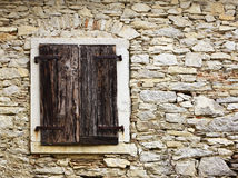 παλαιά Windows Στοκ Φωτογραφίες