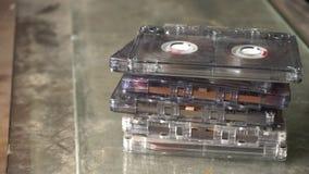 Παλαιές αναδρομικές ταινίες ύφους φιλμ μικρού μήκους