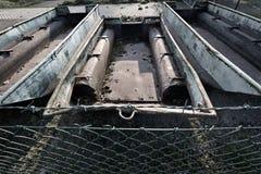Παλαιές βάρκες στοκ φωτογραφία