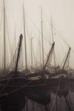 Παλαιές βάρκες φορτίου στοκ φωτογραφίες με δικαίωμα ελεύθερης χρήσης
