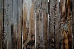 Παλαιές γκρίζες ξύλινες σανίδες στοκ εικόνες