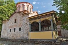 Παλαιές εκκλησίες στο μεσαιωνικό μοναστήρι Bachkovo, Βουλγαρία Στοκ εικόνες με δικαίωμα ελεύθερης χρήσης