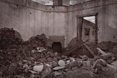 παλαιές καταστροφές ερ&epsilo Στοκ εικόνες με δικαίωμα ελεύθερης χρήσης