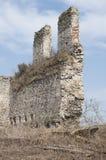 Παλαιές καταστροφές κάστρων πετρών Στοκ Εικόνα