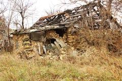 παλαιές καταστροφές σπι&tau στοκ εικόνες