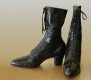 παλαιές μπότες Στοκ εικόνα με δικαίωμα ελεύθερης χρήσης