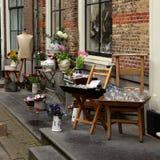 παλαιές οδοί αγοράς Στοκ φωτογραφία με δικαίωμα ελεύθερης χρήσης