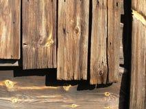 παλαιές σανίδες Στοκ εικόνα με δικαίωμα ελεύθερης χρήσης