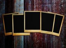 Παλαιές φωτογραφίες. Στοκ φωτογραφίες με δικαίωμα ελεύθερης χρήσης