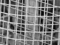 Παλαιές trashcan λεπτομέρειες σιδήρου στοκ φωτογραφίες