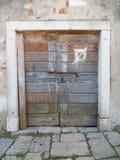 ΠΑΛΑΙΑ ΠΟΡΤΑ, POREC, ΚΡΟΑΤΊΑ Στοκ εικόνες με δικαίωμα ελεύθερης χρήσης