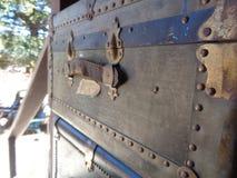 Παλαιοί κορμοί ατμοπλοίων - μεγάλοι αντέξτε την ιστορική κοινωνία στοκ εικόνα