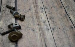 Παλαιοί σκουριασμένοι σύνδεσμοι στοκ εικόνα με δικαίωμα ελεύθερης χρήσης