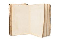 παλαιός ανοικτός βιβλίων Στοκ εικόνες με δικαίωμα ελεύθερης χρήσης
