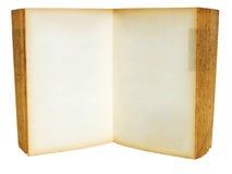 παλαιός ανοικτός βιβλίων Στοκ φωτογραφίες με δικαίωμα ελεύθερης χρήσης