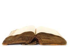 παλαιός ανοικτός βιβλίων Στοκ φωτογραφία με δικαίωμα ελεύθερης χρήσης
