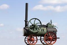 παλαιός ατμός μηχανών Στοκ Φωτογραφίες