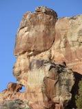 παλαιός βράχος στοκ φωτογραφία