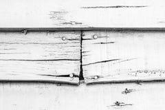Παλαιός γραπτός ξύλινος τοίχος στοκ εικόνα