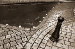 παλαιός δρόμος Στοκ Φωτογραφίες