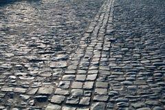 παλαιός δρόμος στοκ εικόνες