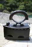 Παλαιός επίπεδος σίδηρος Στοκ φωτογραφία με δικαίωμα ελεύθερης χρήσης