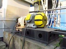 παλαιός ηλεκτρικών μηχανών Στοκ εικόνα με δικαίωμα ελεύθερης χρήσης