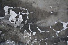 Παλαιός ηλικίας τοίχος με τη ρωγμή στοκ εικόνες με δικαίωμα ελεύθερης χρήσης