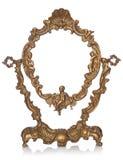 Παλαιός καθρέφτης Στοκ Φωτογραφία