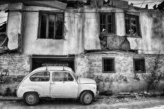 Παλαιός και παλαιότερος στοκ εικόνες